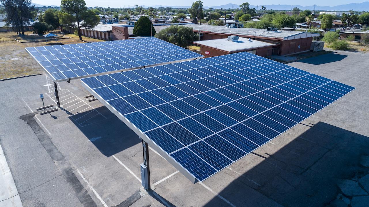 SunRenu Solar Car Ports