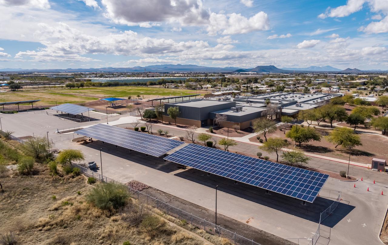 Solar Carports SunRenu
