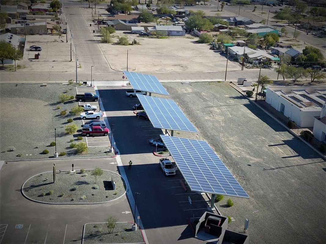 SunRenu Town of Eloy Arizona Project 4