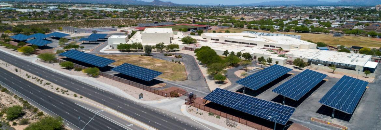 Desert View High School_942 kW_Tucson